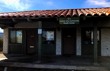 Indio Location for Central City Community Health Centers