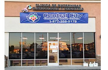 Image of La Puente Health Care Center for Central City Community Health centers