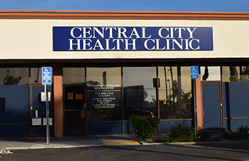 Image of Location of clinic in Stanton for CCCHC