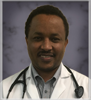Aman Berhane PA-C Health Provider for Central City Community Health Centers