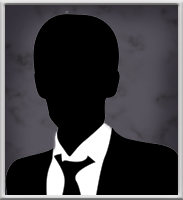 image of Male Business Man silhouette,