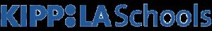 Image Logo text - KIPP: LA Schools