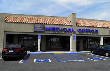 Anaheim Health Center Central City Community Health
