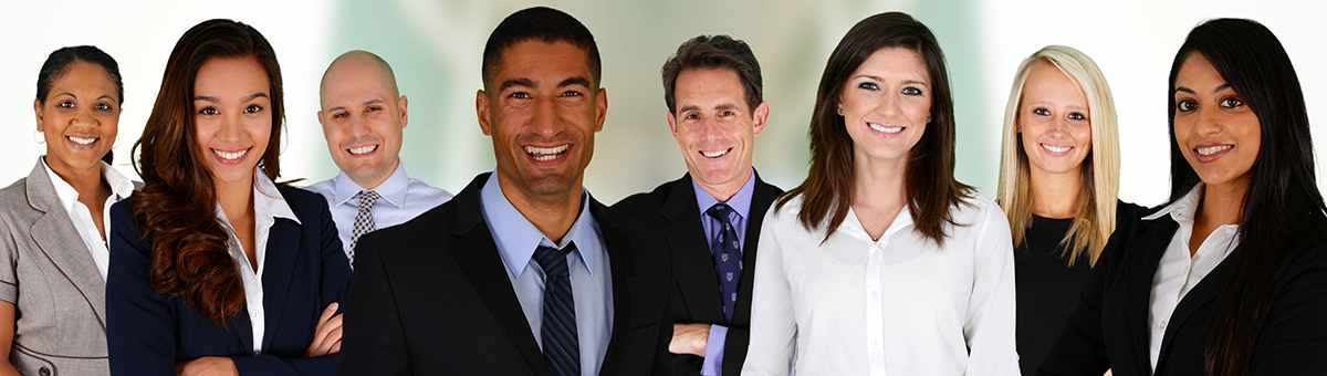 Business Team of Mixed Races at Office - Central city is looking for 30 Peer Specialist