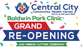 image button for Central City Baldwin Park Grand Re-Opening