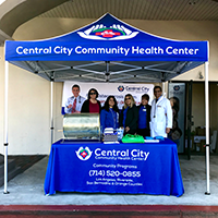 Thumbnail of Baldwin Park pop up event image of ccchc staff