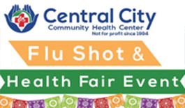 Flu shots event button image for events page