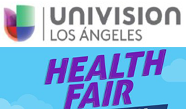 Univision Los Angeles Health Fair image button