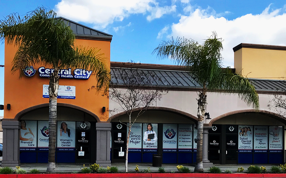 Baldwin Park - Central City Community Health Center location image
