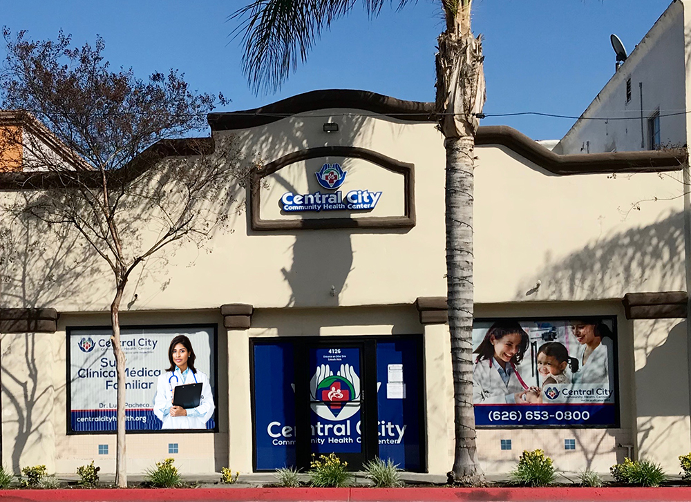 Baldwin Park 1 - Central City Community Health Center location image