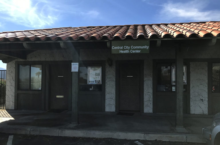 Indio - Central City Community Health Center Location images