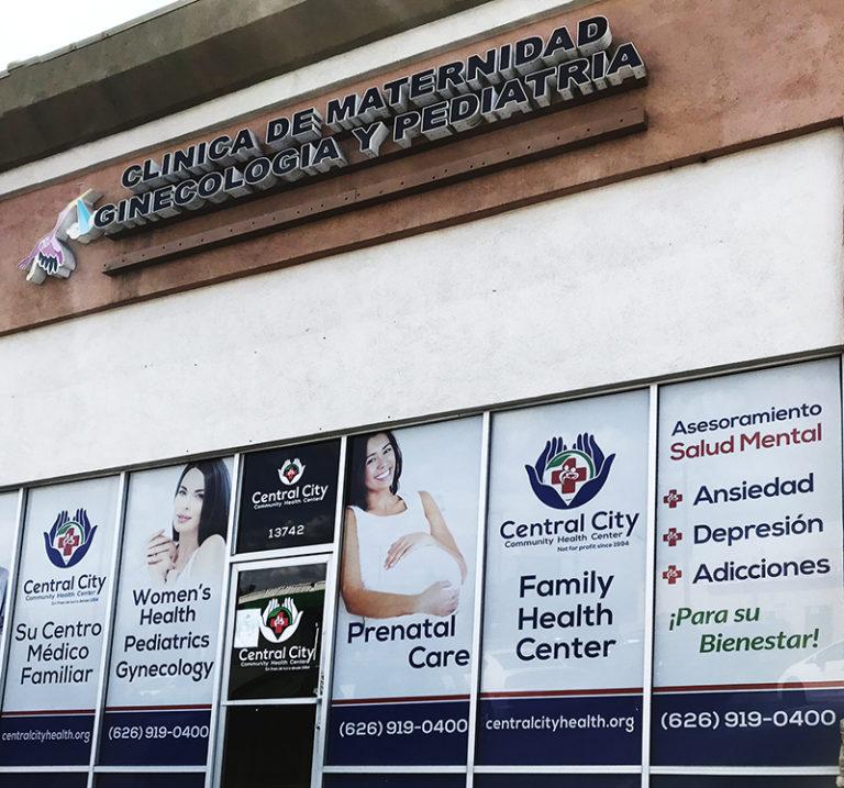 La Puente - Central City Community Health Center Locations image