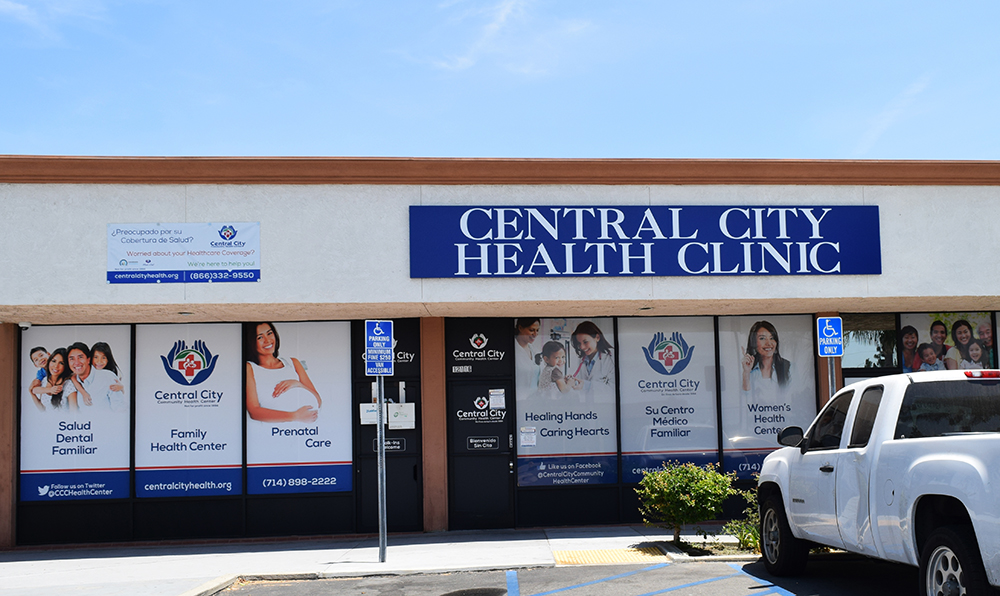 Stanton Central City Community Health Clinic location image