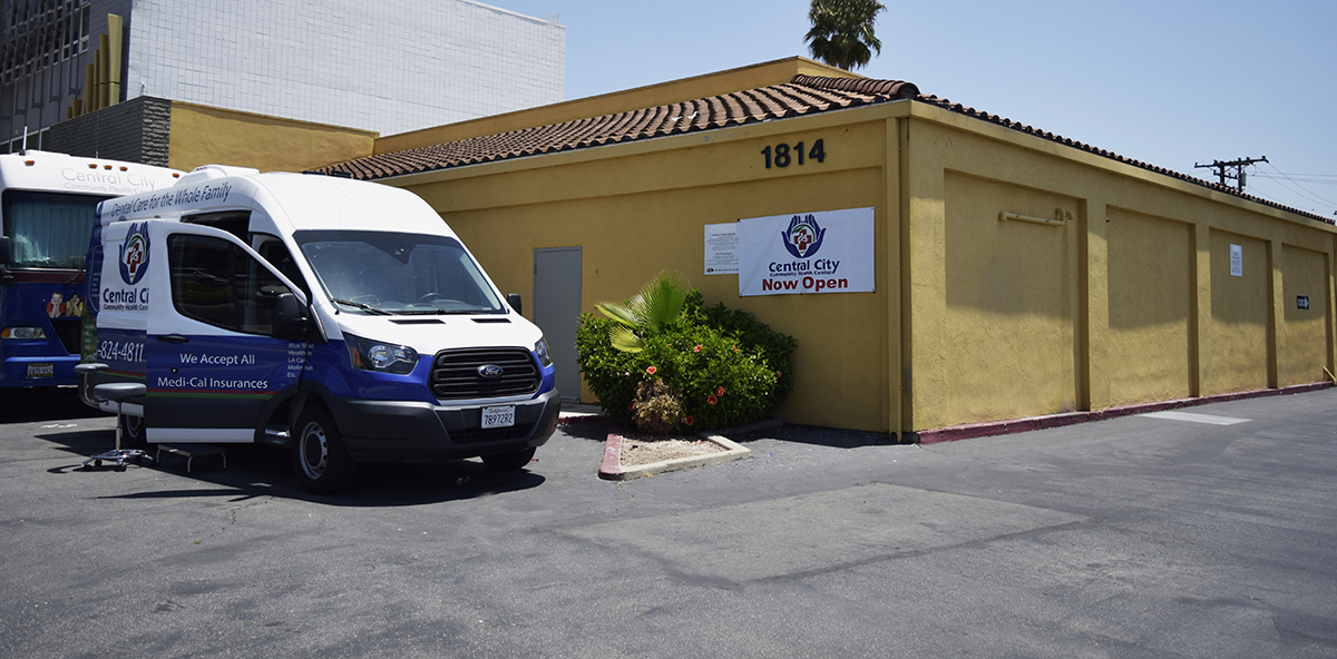 New Grand opening picture of 1814-1820 Lincoln- Anaheim, Central City newest Clinic in Anaheim